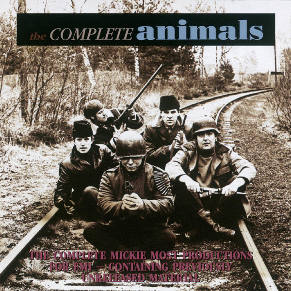 The House of the Rising Sun by The Animals