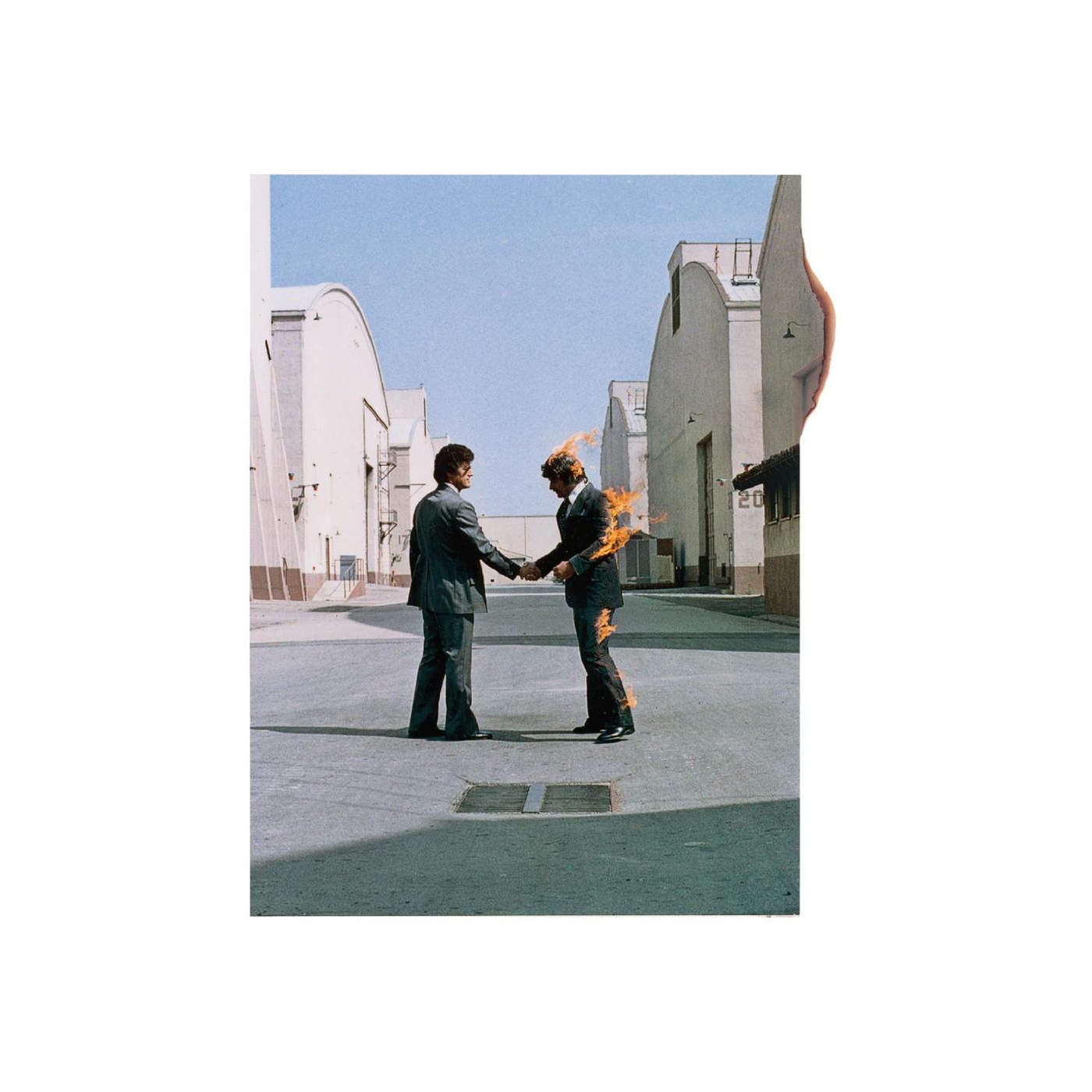 Wish You Were Here. by Pink Floyd