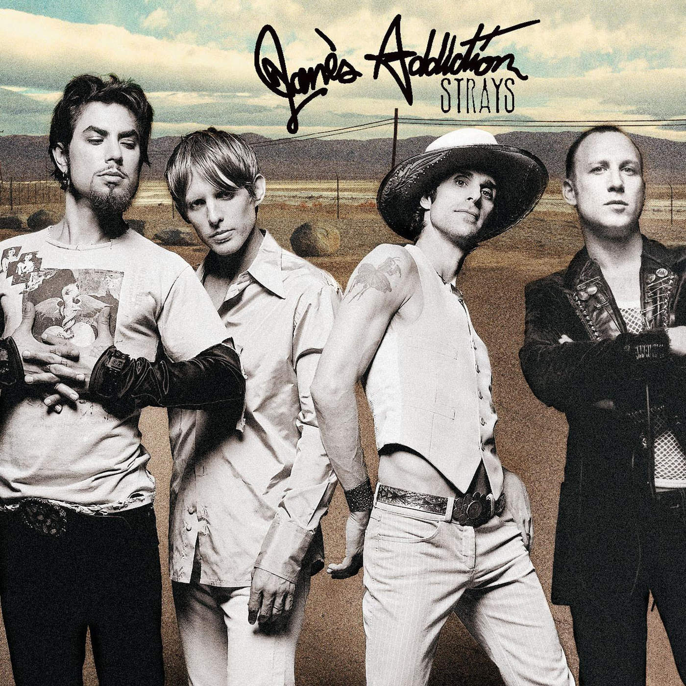 Superhero (Entourage theme) - Jane's Addiction