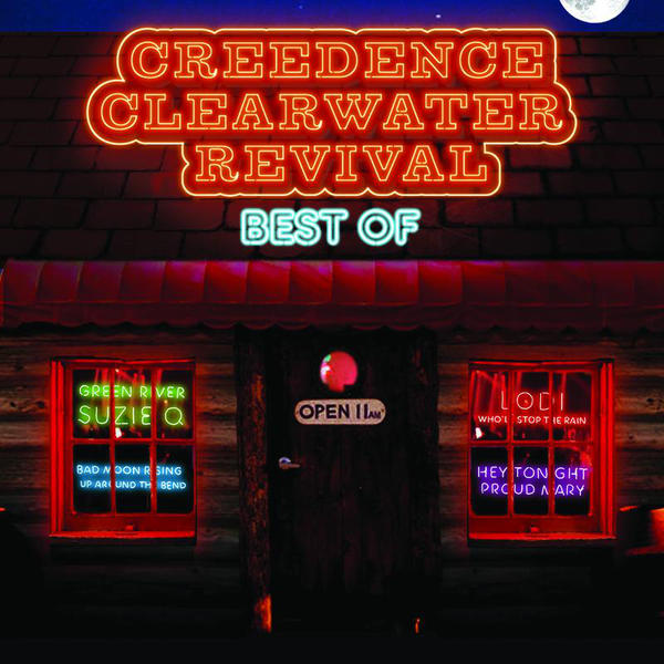 Up Around the Bend by Creedence Clearwater Revival