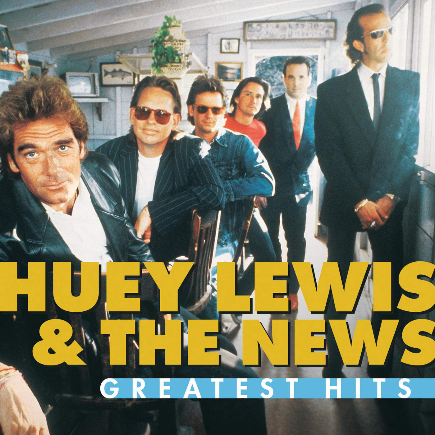 The Power of Love by Huey Lewis & The News