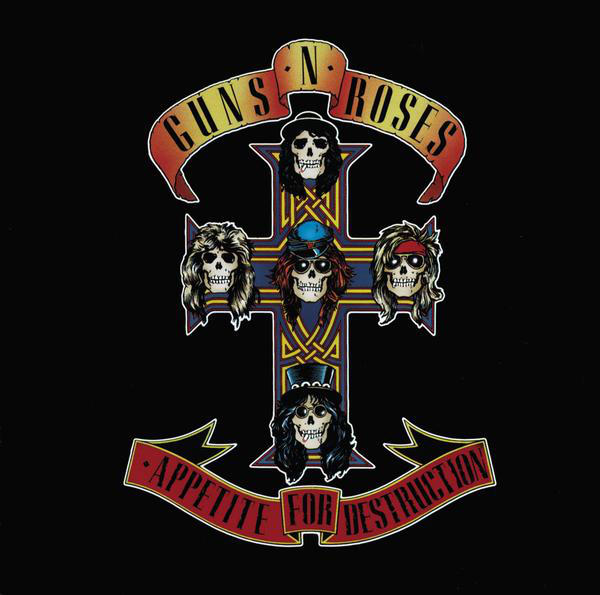 Sweet Child O' Mine by Guns N' Roses