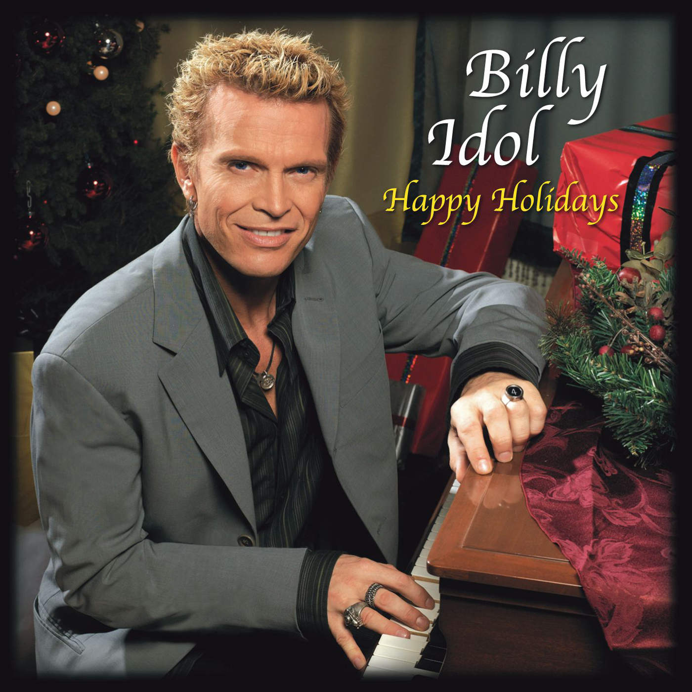 Happy Holidays by Billy Idol