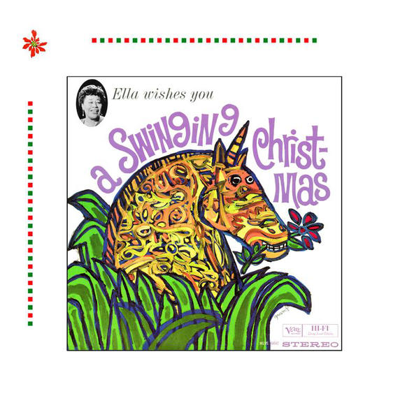 Have Yourself a Merry Little Christmas - Ella Fitzgerald