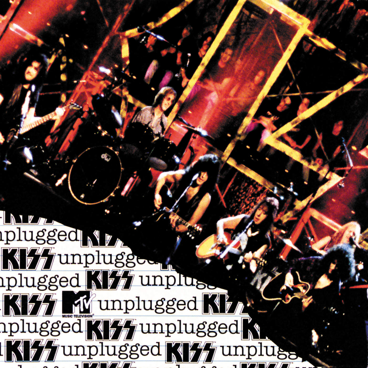 Comin' Home (Live From MTV Unplugged/1995) - Kiss